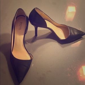 Michael Kors Black Stilettos